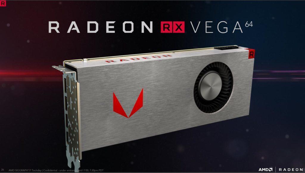 vega Пошаговая настройка Vega 56/ Vega 64