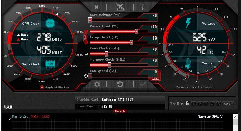 MSI Afterburner 4.5