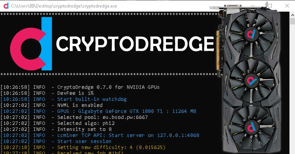 CryptoDredge