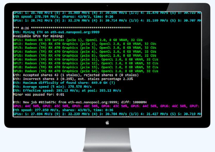 PhoenixMiner 4.5c - AMD+NVIDIA GPUs Miner 213 PhoenixMiner 4.2a - AMD+NVIDIA GPUs Miner
