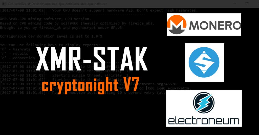 Download XMR-Stak 2.10.7 (AMD & Nvidia GPU Miner)