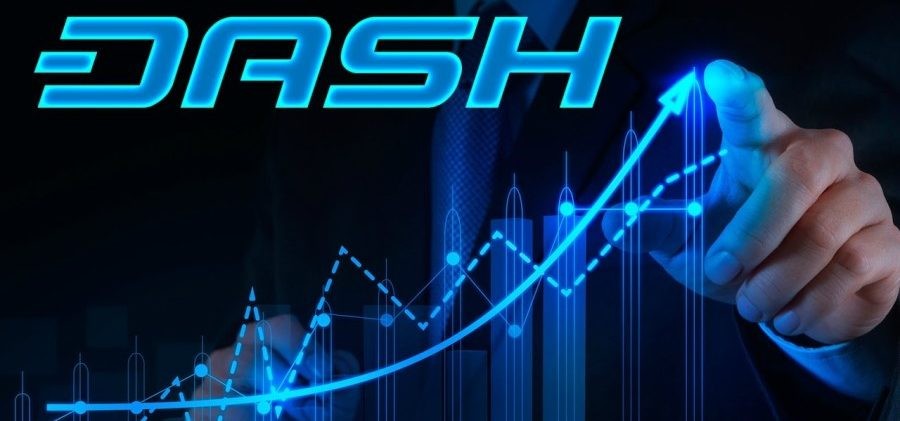 Цена Dash выросла на фоне анонса листинга на Coinbase Pro