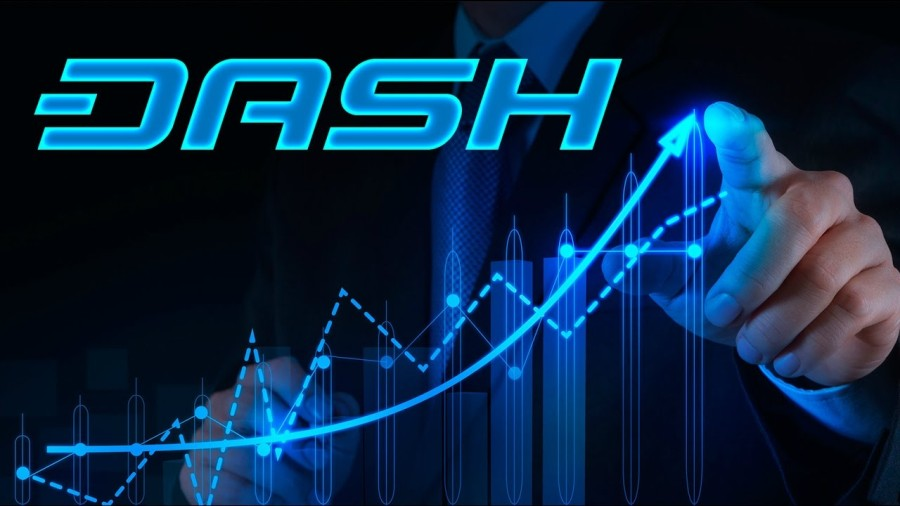 The price of Dash rose amid the announcement of listing on Coinbase Pro