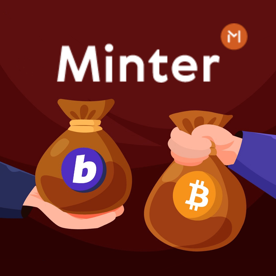 Coins on the Minter blockchain - a new highly profitable topic Coins on the Minter blockchain - a new highly profitable topic
