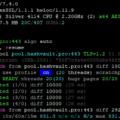 XMRig v5.1.0 RandomX