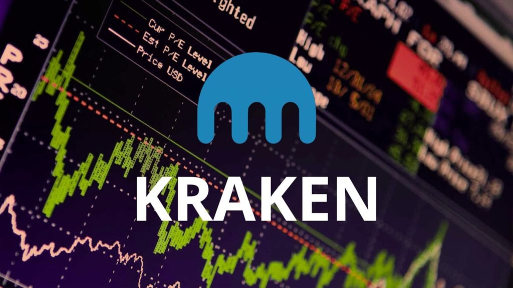 Биржа криптовалют Kraken