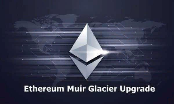 Samson Mowhe ironically reacted to the date of the fork of Muir Glacier on the Ethereum