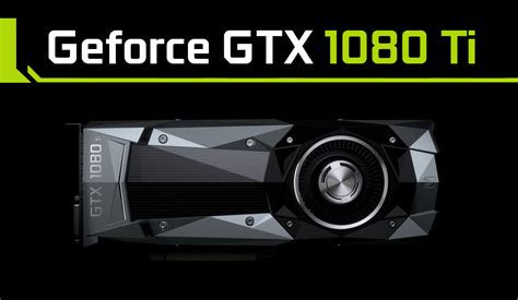 Nvidia GTX 1080 Ti