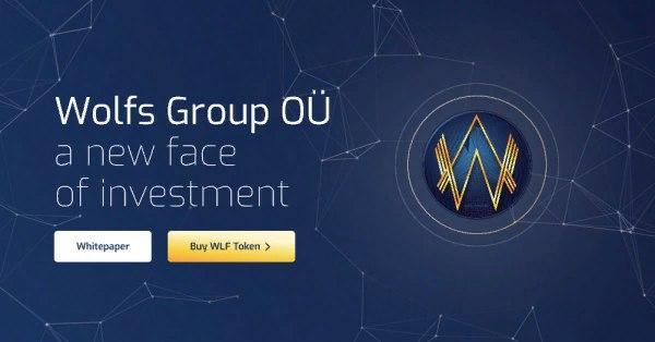 Инвестиционно-консалтинговая компания Wolfs Group OÜ проведет IEO на бирже Coinsbit