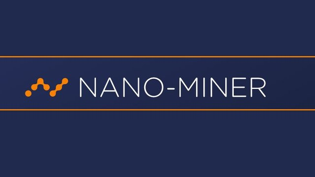 nanominer 1.8.2 Nvidia & AMD GPU miner for Windows & Linux