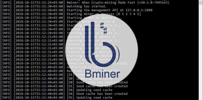 Bminer 16.0.7: fast Equihash/Ethash/Cuckaroo29 miner for AMD/NVIDIA GPUs