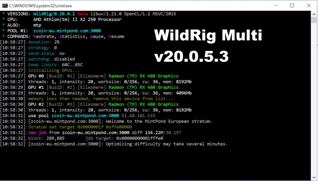 WildRig Multi 0.20.5.3 - Добавлен x17r (Download for Windows 7/10)
