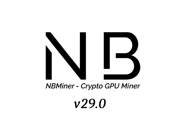 NBMiner 29.0: KAWPOW mining on Nvidia & AMD GPUs