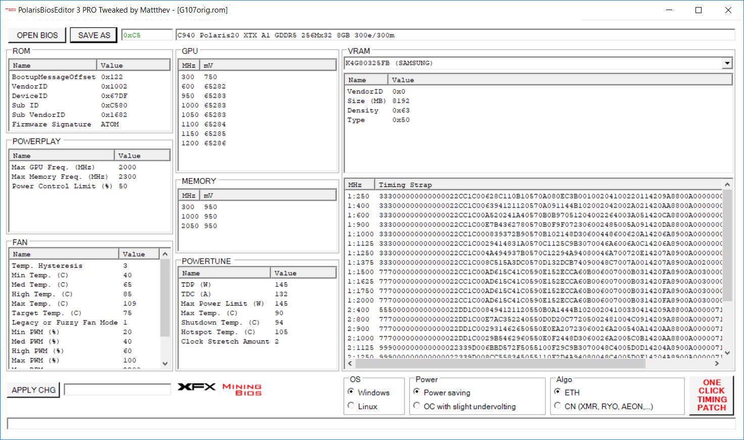 Polaris Bios Editor 3 PRO - Download PBE 3 Pro for Windows 7/10 (32/64-bit)