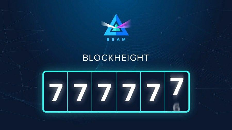 BEAM developers will have a second hard fork on June 28