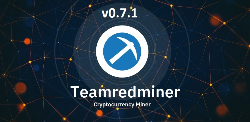 TeamRedMiner v0.7.1: Download with mining support KAWPOW