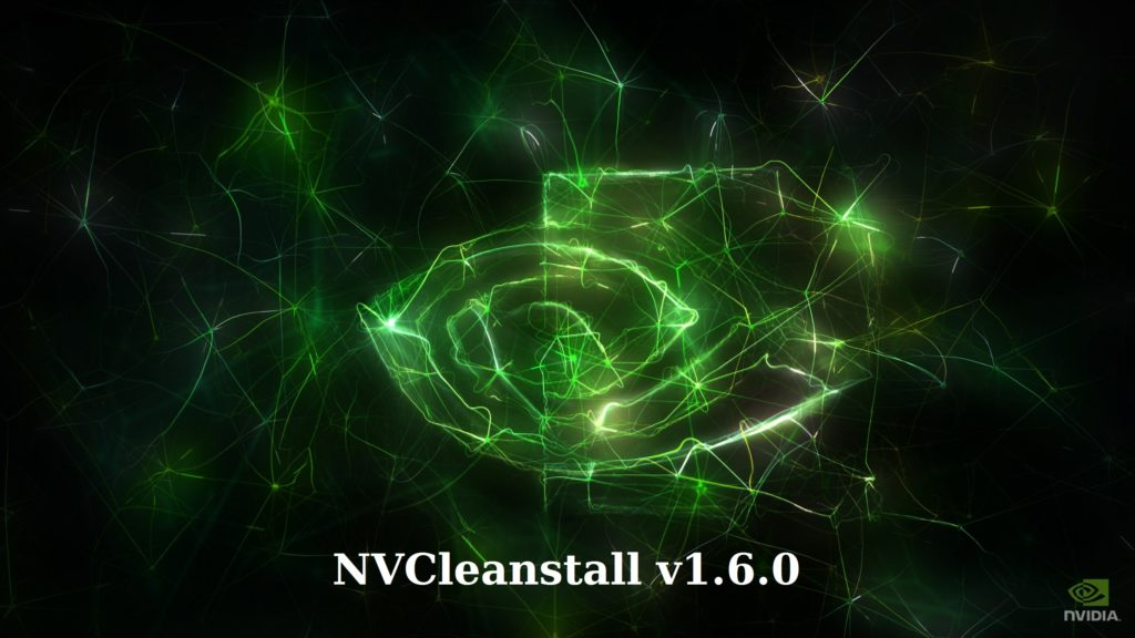 NVCleanstall v1.6.0