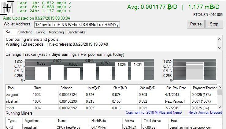 NPlusMiner v7.6.1 (NVIDIA/AMD/CPU): Скачать и Установить для Windows