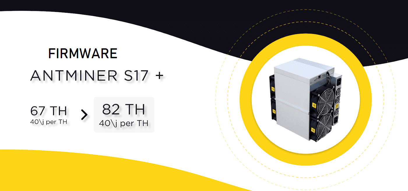 ANTMINER S17/S17+/S17 Pro/T17 and T17+